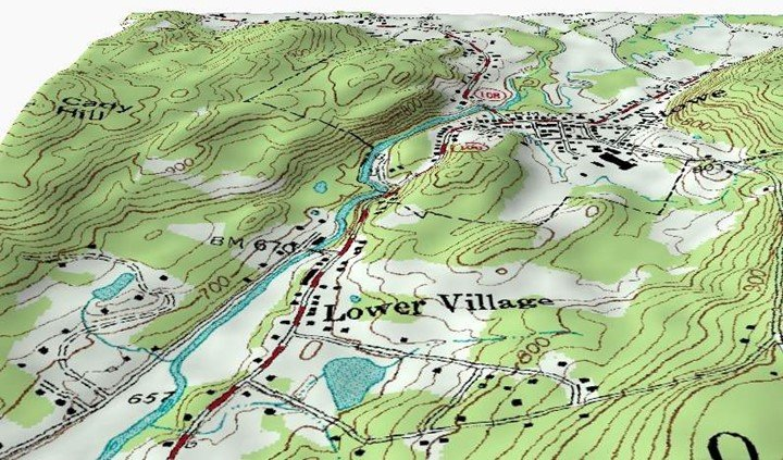 Uses of Topographic Maps