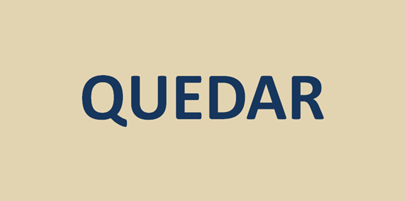 18 Uses of Quedar