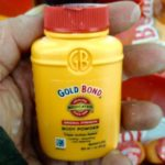 Uses of gold bond powder