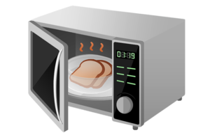 Uses of microwaves