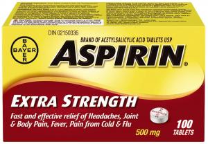 15 uses of aspirin