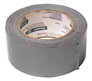 19 uses of duct tape