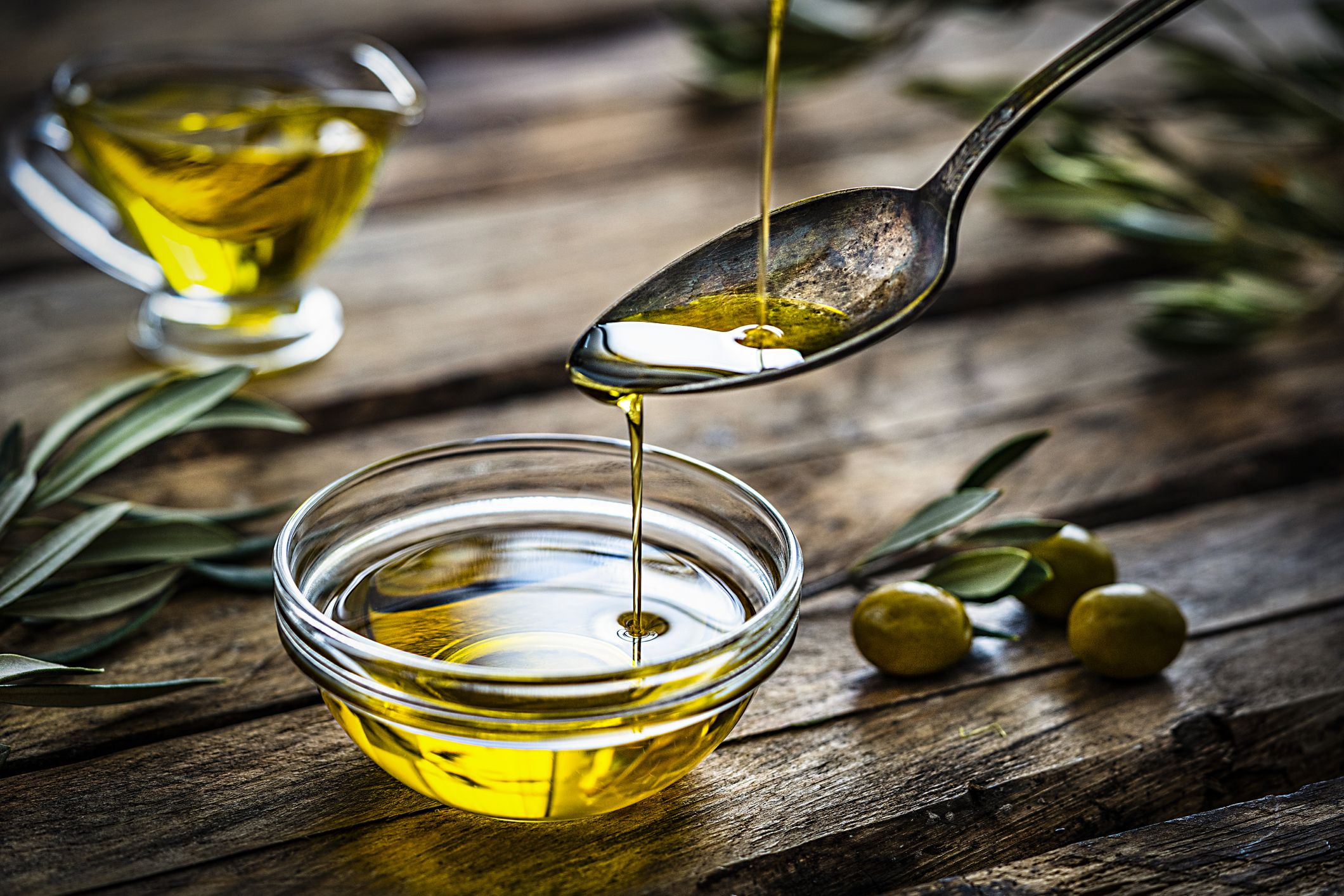 17 uses of olive oil